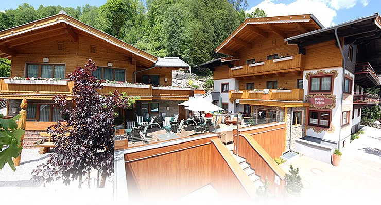 Hotel Pension TALHEIMER in Saalbach Hinterglemm