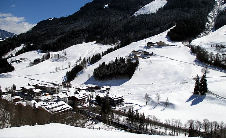 Skibereich Wiesenegg