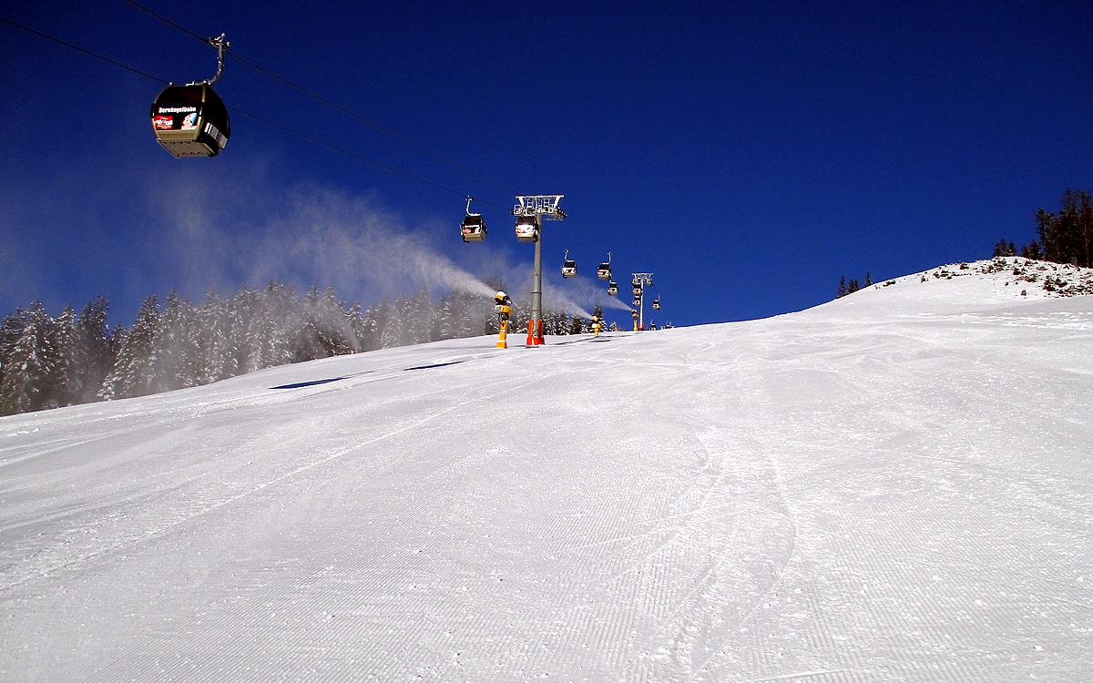 skifahren-november-bernkogel-piste-281115