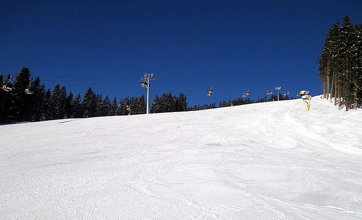 Piste am Bernkogel