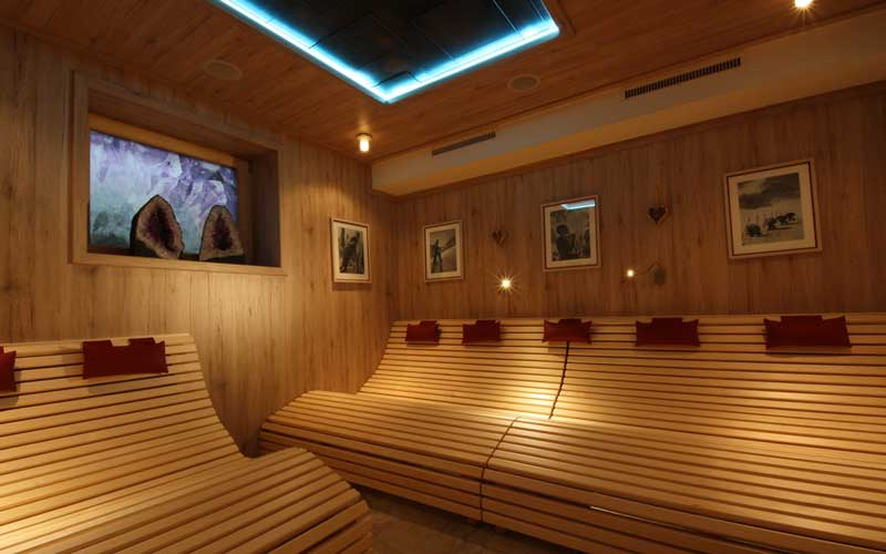 talheimer 39 s wellnessbereich sauna spa 3 hotel pension in saalbach hinterglemm am skilift. Black Bedroom Furniture Sets. Home Design Ideas
