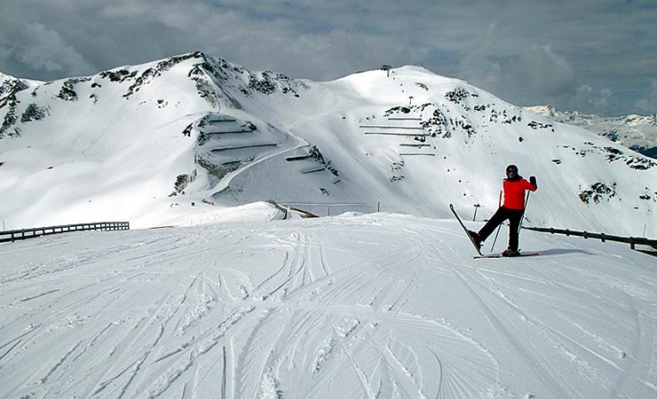 Ski Heil vom Schattberg